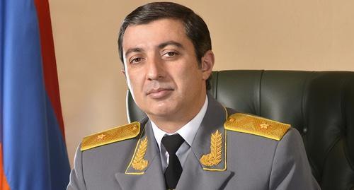 Мигран Погосян заочно арестован в Армении