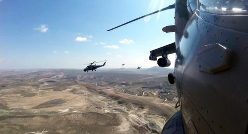 Азербайджан заявил об обстреле села на границе с Арменией