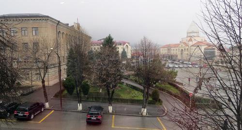 Степанакерт поддержал договоренность Баку и Еревана о взаимном посещении осужденных