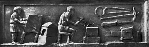Меотские и синдские кузнецы обогатили и усовершенствовали искусство древнейших кавказских металлургов