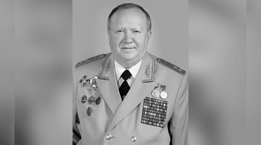 Скончался бывший руководитель ГУВД Краснодарского края