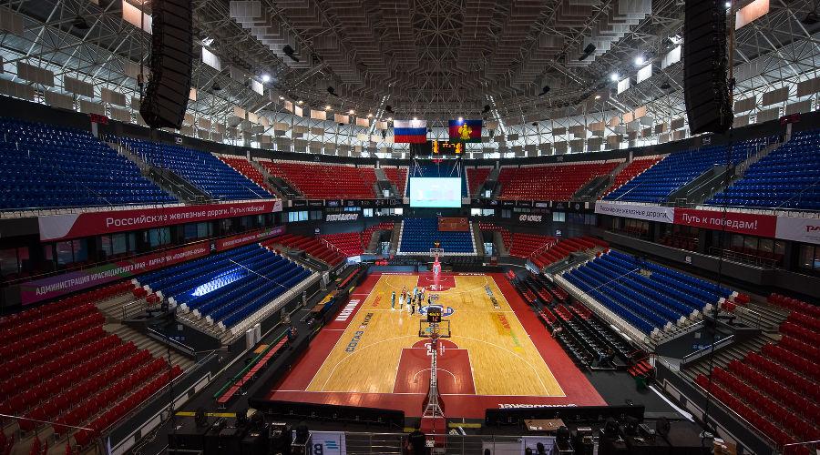Как устроен «Баскет-холл»? Экскурсия по главному крытому стадиону Краснодара