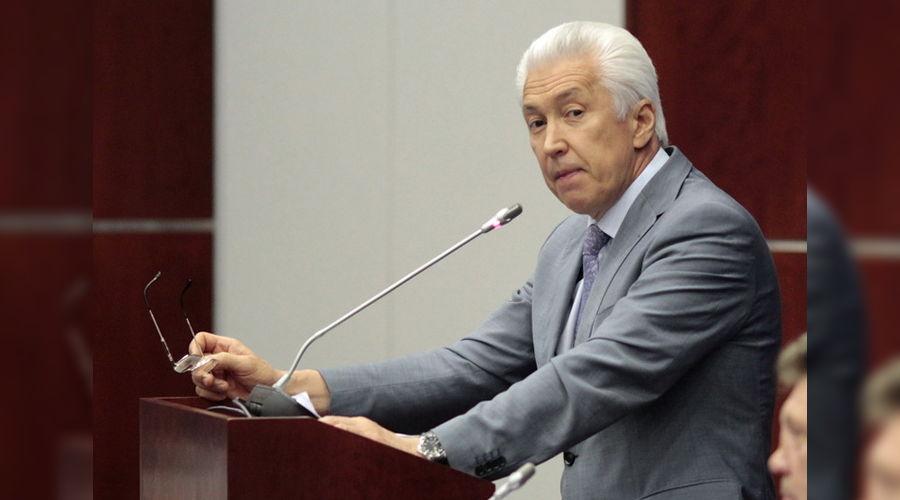 Главу Дагестана Владимира Васильева экстренно госпитализировали в Москве