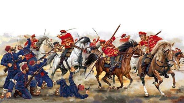 Объявление воный Османской империей Россие | Адыги.RU | Яндекс Дзен