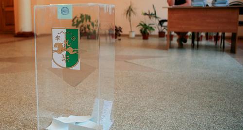 Зарегистрированы группы по выдвижению Бжании и Хаджимбы в президенты Абхазии