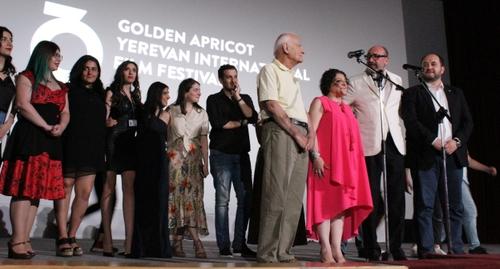 Лучшим на кинофестивале в Ереване стал фильм из Великобритании
