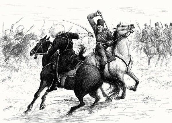 Была ли вражда между переселенцами казаками и черкесами? | Адыги.RU | Яндекс Дзен