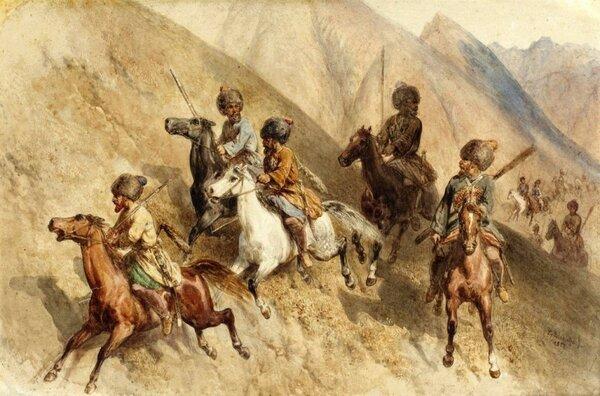 Адыги и казаки до войны были добрыми соседями? | Адыги.RU | Яндекс Дзен