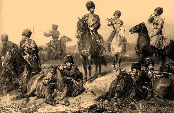 Заселение Заподной Черкессии казаками, после изгнание черкесов | Адыги.RU | Яндекс Дзен