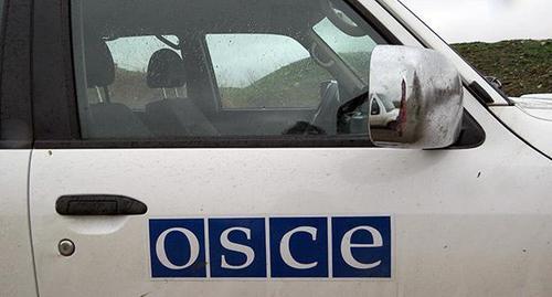 Миссия ОБСЕ не зафиксировала обстрелов в зоне карабахского конфликта