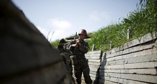 Азербайджан насчитал 16 обстрелов за сутки