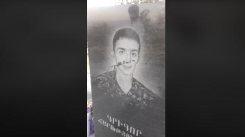 Отпущена задержанная по делу об осквернении могил армянских солдат