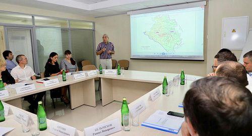 Власти Кубани рассказали об определении границы с Адыгеей