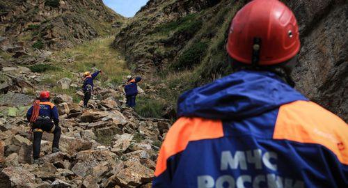 Ребенок пропал в горах Кабардино-Балкарии