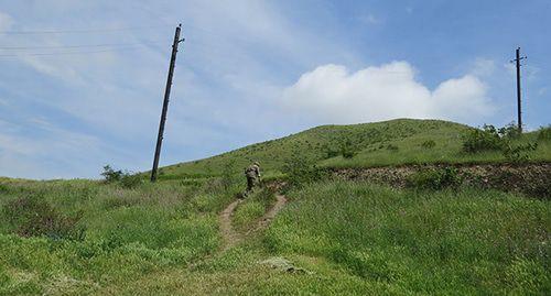 Карабахский солдат перешел на сторону Азербайджана