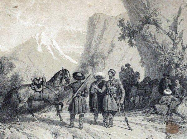 Жанэ (жанеевцы), обно из племен черкесов | Адыги.RU | Яндекс Дзен