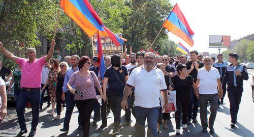 Роберт Кочарян оставлен под арестом
