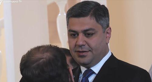 Глава Службы нацбезопасности Армении отправлен в отставку