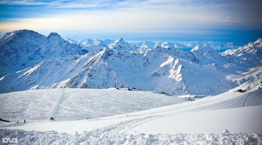 При восхождении на Эльбрус пропал пожилой альпинист из Беларуси