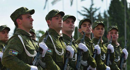 Решение России перевооружить армию Абхазии последовало за военным усилением Грузии