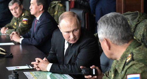 Путин ответил на вопрос о выводе войск из Абхазии и Южной Осетии