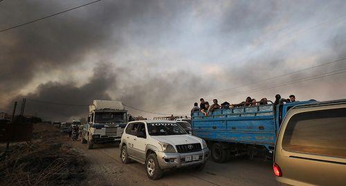 Ереван анонсировал эвакуацию армянских семей из-под обстрелов в Сирии