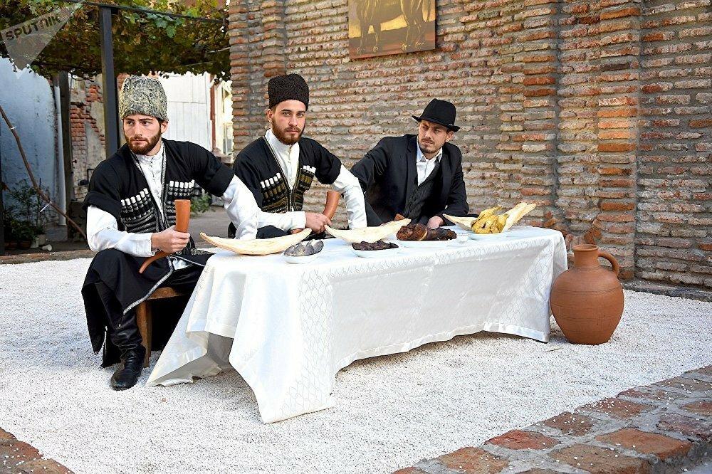 Почему грузины дерутся в ресторанах: самая оригинальная причина для драки!