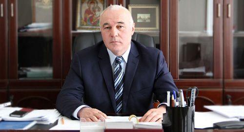 Мэр Сухума покинул должность на фоне слухов об отставке