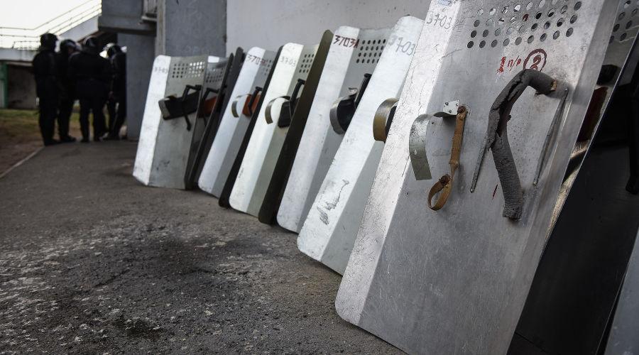 В Дагестане полицейские разогнали дубинками противников водопровода