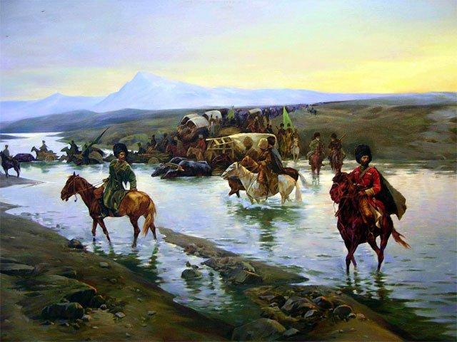 Экспедиция генерала С.А. Портнягина в Закубанье (сентябрь 1813)