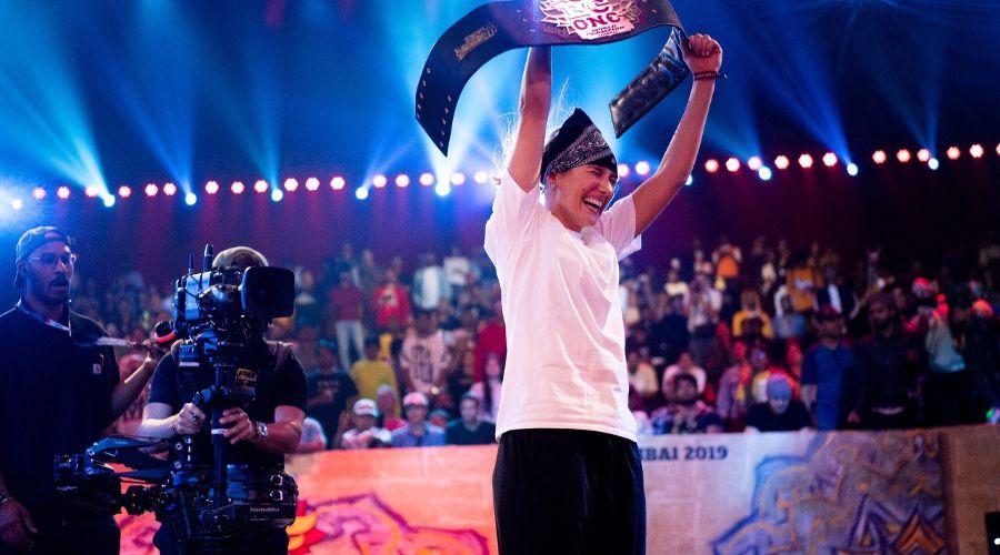 Краснодарка стала чемпионкой мира по брейк-дансу