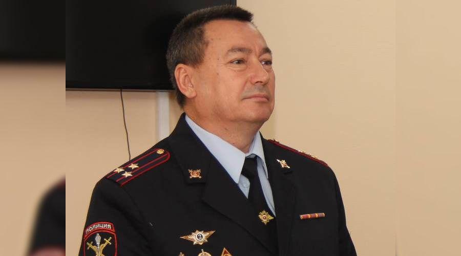 Назначен новый начальник отделения полиции Северского района
