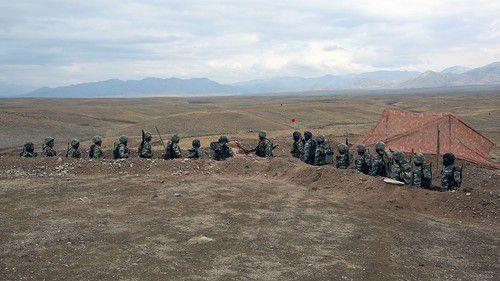 Азербайджан насчитал 20 обстрелов на линии фронта