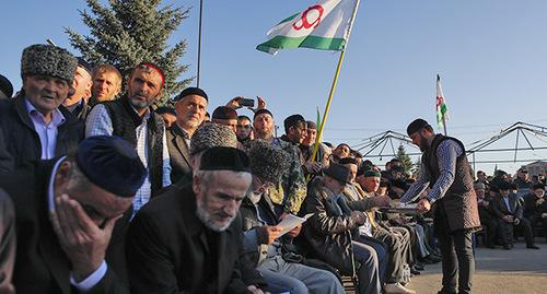 Ингушский активист Вышегуров объявил голодовку в СИЗО