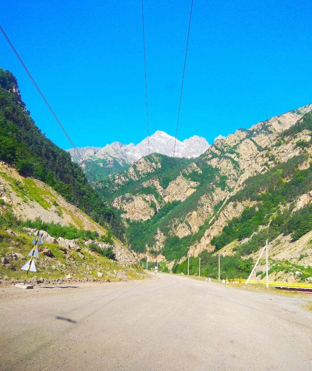 Южная Осетия - это вам не Северная! Неоднозначные впечатления от поездки, общение с местными.