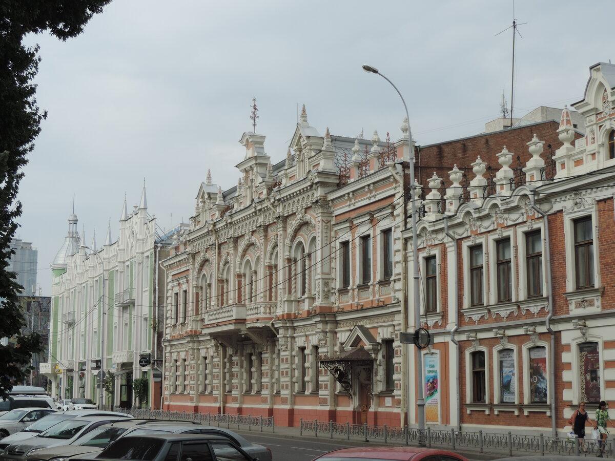 Краснодар: культурно-обжорная программа