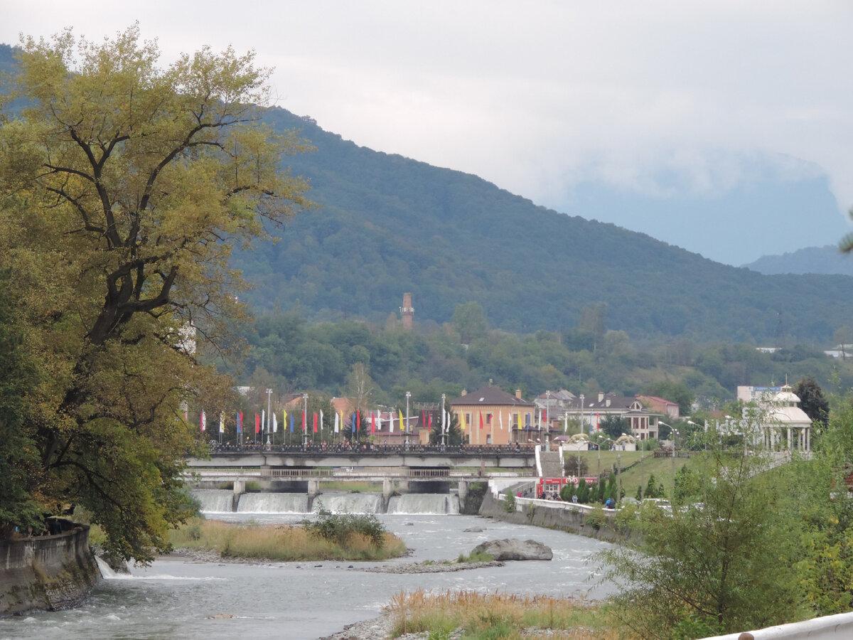 По дорогам Северной Осетии: другие горы, другие ощущения