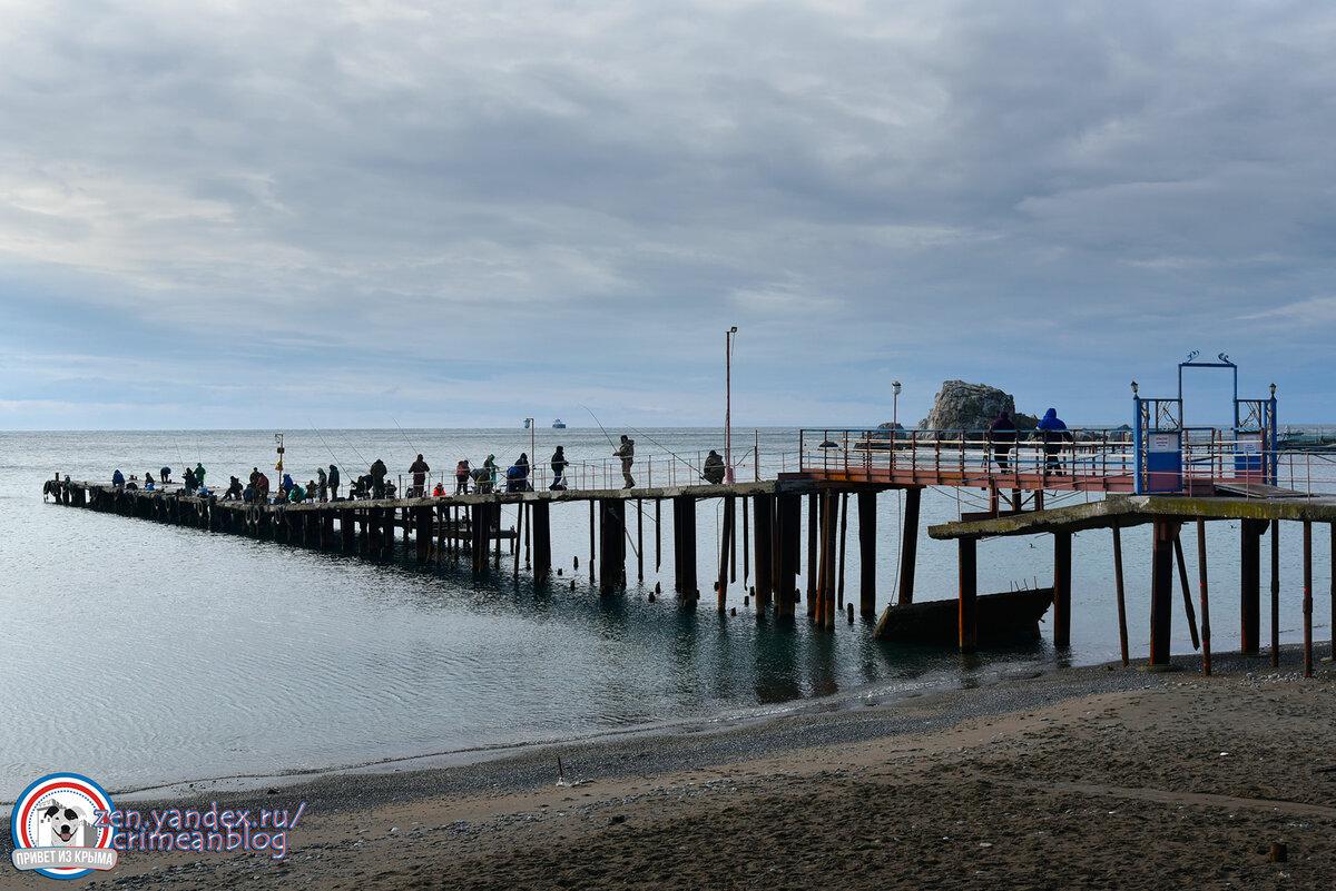 Рыбалка на море, Крым, что там сейчас ловят рыбаки?