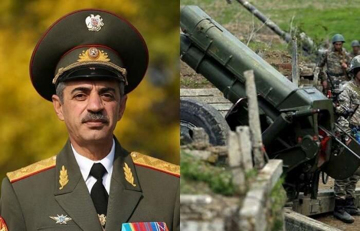 Апрельская война в Нагорном Карабахе; Апрельский военный комитет выслушал генерала Альберта Мардояна