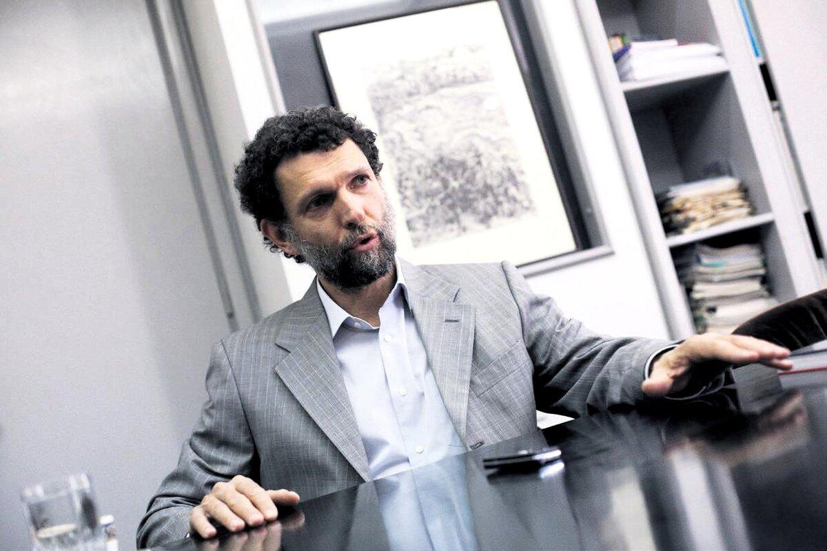 ЕСПЧ постановил, что Турция должна немедленно освободить Османа Кавалу, который признал Геноцид Армян!