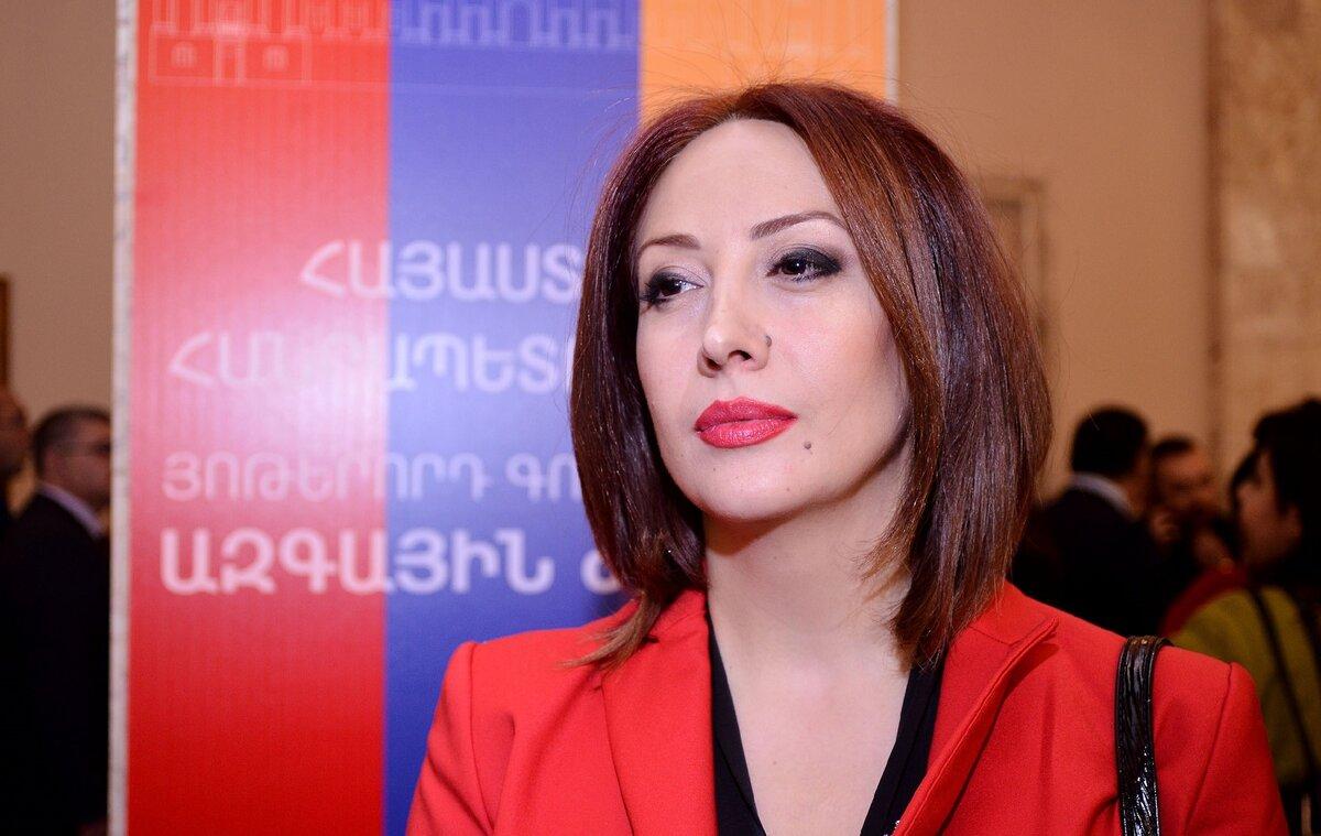 Гаянэ Абрамян; Сорвана азербайджанская антиармянская инициатива! Так будет всегда!