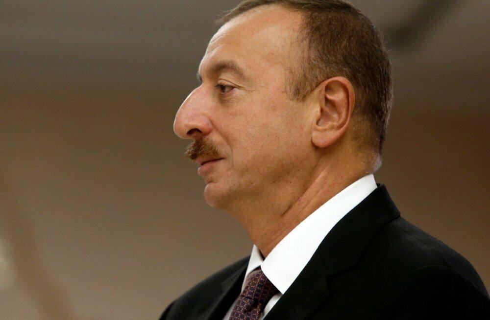 Очередной позор; Алиев в своей рече сыграл и за и против чем показал сущность своего народа!