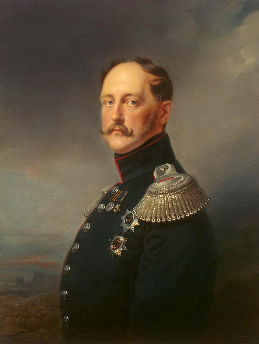 Наказание шпицрутенами при Государе императоре Николае Павловиче Незабвенном.