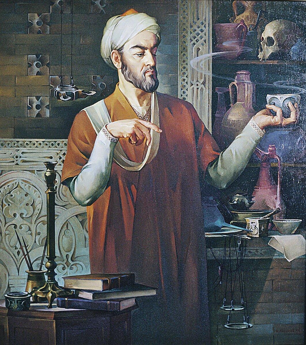 Великий мусульманский учёный Ибн - Сина Авиценна?