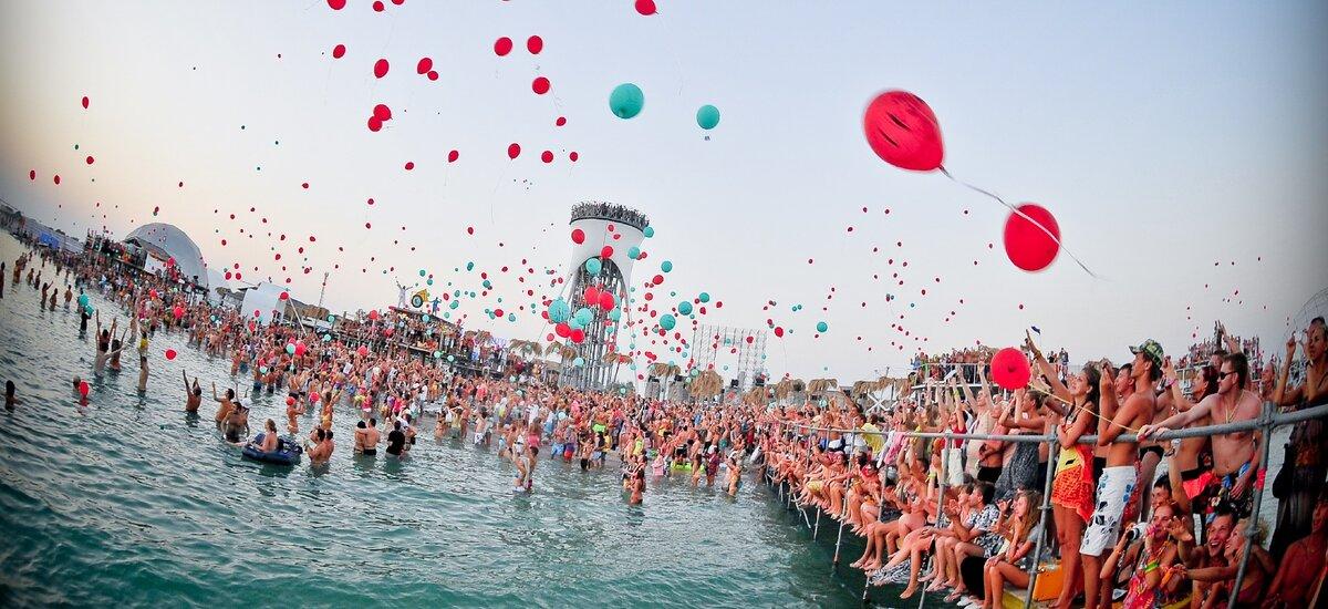 «Республика счастья»: музыка, море, девушки и Крым...