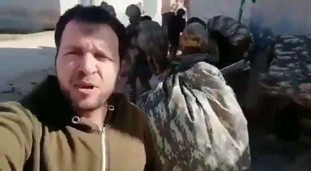 Соцсети: Турецкие вооруженные силы начали операцию в Идлибе (видео)