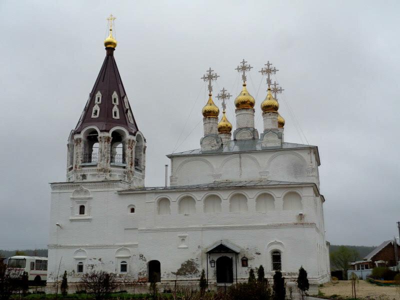 Владимирская мозаика (ч.1: Борисоглеб и Лучки)