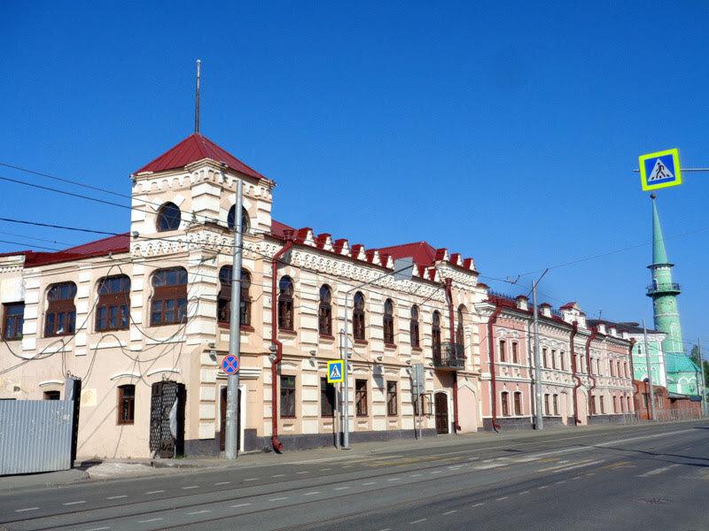 Казань: Старо-Татарская слобода