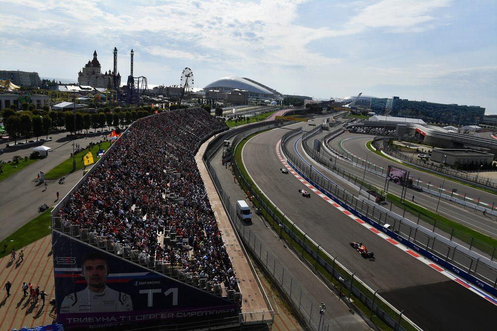 Билеты на Гран-При России «Формулы-1» подорожают с 1 мая