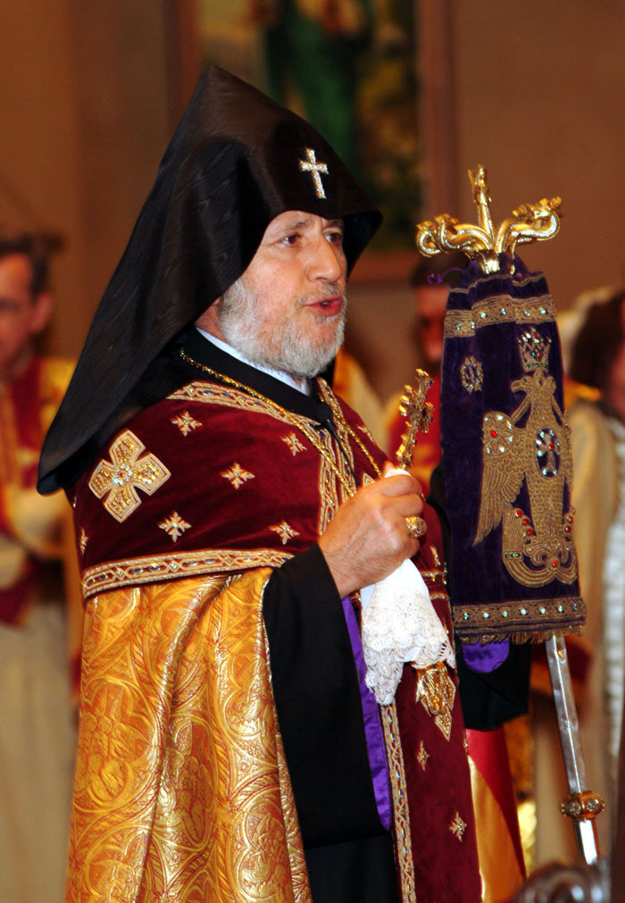 Гарегин II, Католикос всех армян. Кто он, и почему называется именно Католикосом